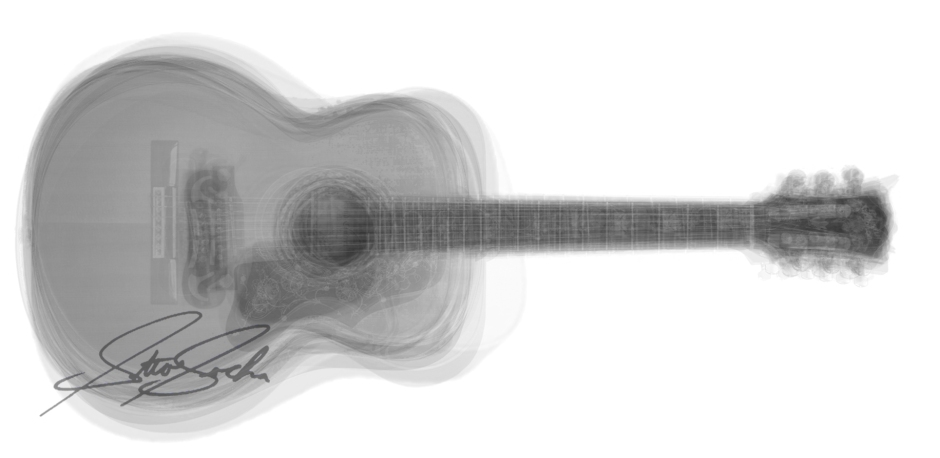guitar overlay