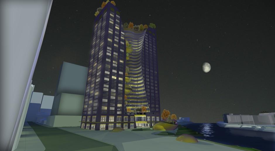 Living Cities - Night