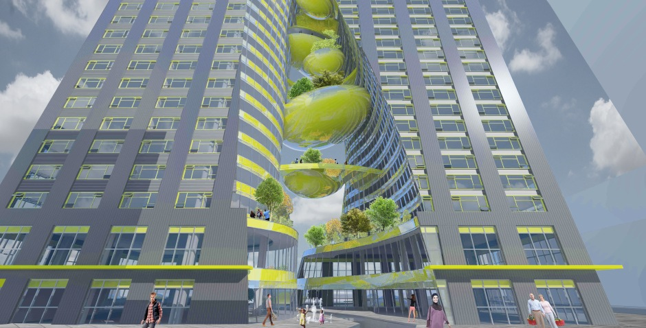 Living Cities - Streetview