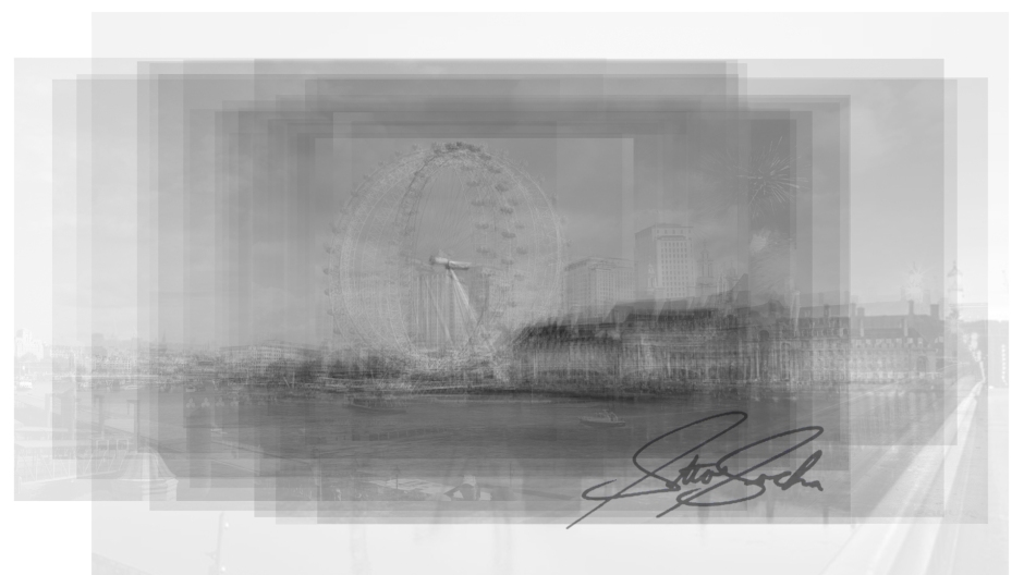 london eye overlay