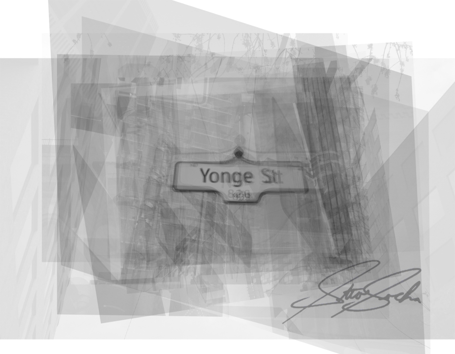 yonge sign overlay